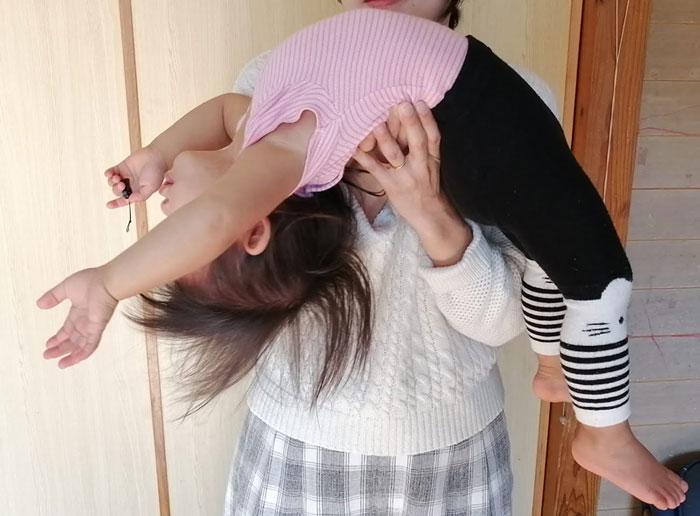 柔らかい赤ちゃん